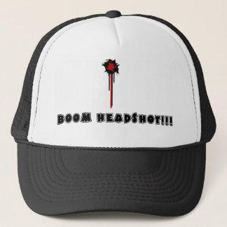 Headshot Trucker Hat