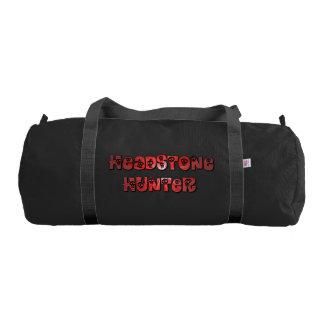 Headstone Hunter Gym Duffel Bag