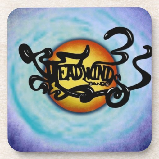 Headwinds Band Lives on! Beverage Coasters