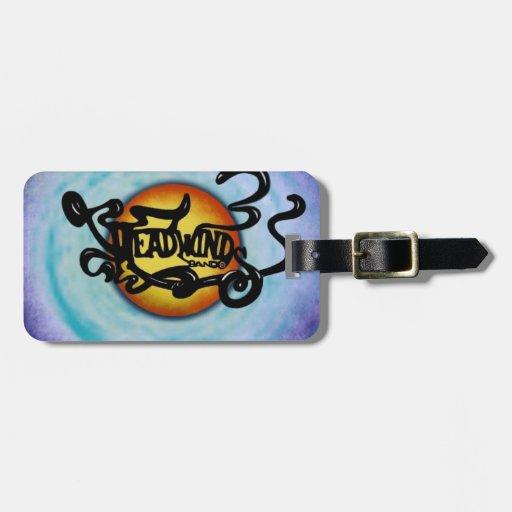 Headwinds Band Lives on! Travel Bag Tag