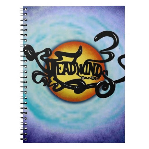 Headwinds Band Lives on! Notebooks