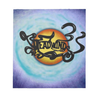 Headwinds Band Lives on! Memo Notepads