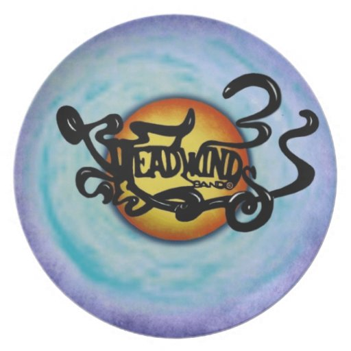 Headwinds Band Lives on! Dinner Plates
