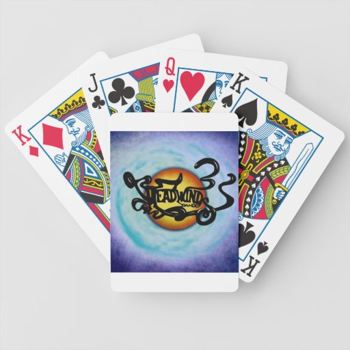 Headwinds Band Lives on! Bicycle Poker Deck