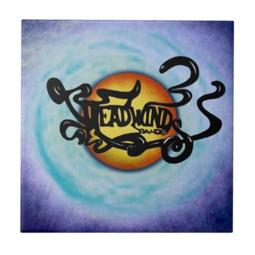 Headwinds Band Lives on! Ceramic Tiles