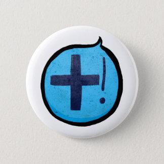 Heal Me! 6 Cm Round Badge