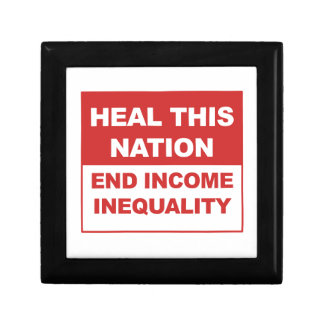Heal This Nation - End Income Inequality Gift Box