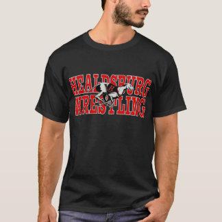 Healdsburg Wrestling Logo - Lighter T-Shirt