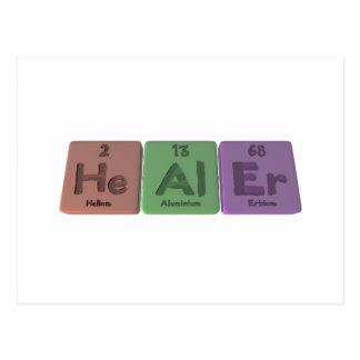 Healer-He-Al-Er-Helium-Aluminium-Erbium.png Postcard