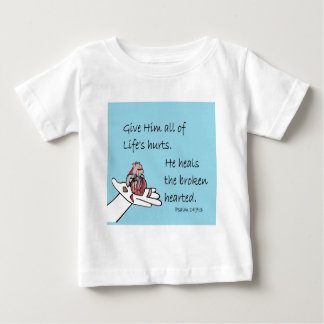 Healer of Broken Hearts Baby T-Shirt