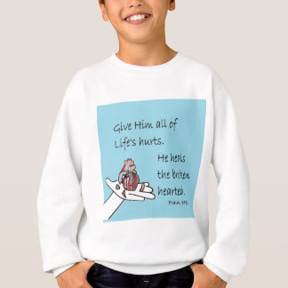 Healer of Broken Hearts Sweatshirt