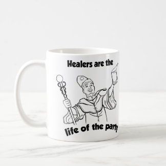 Healers Are The Life Of The Party Mug