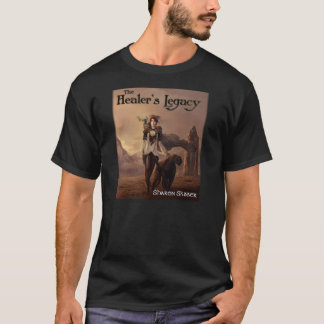 Healer's Legacy Cover, T-Shirt Edition