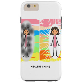 """HEALERS SHINE"" iPhone 6/6s Plus, Tough Tough iPhone 6 Plus Case"