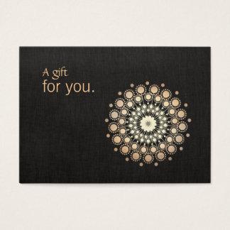 Healing Arts Massage Therapist Gift Certificate