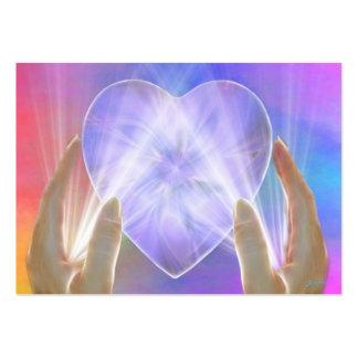Healing Business Card Templates