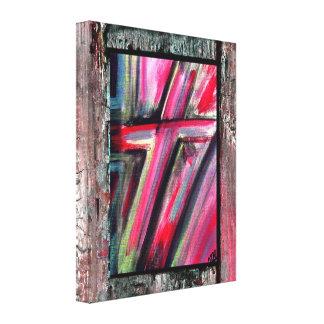 Healing Cross Canvas Prints