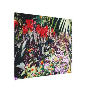 Healing Garden Canvas Print