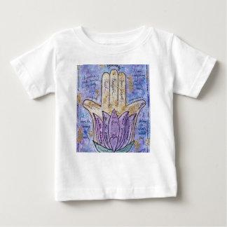 Healing Hamsa Baby T-Shirt