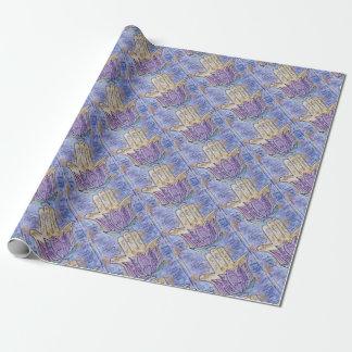 Healing Hamsa Wrapping Paper