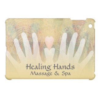 Healing Hands Massage & Spa Case For The iPad Mini