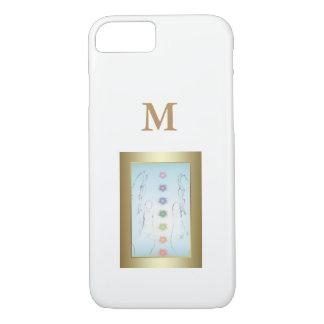 Healing Hands monogram iPhone 8/7 Case