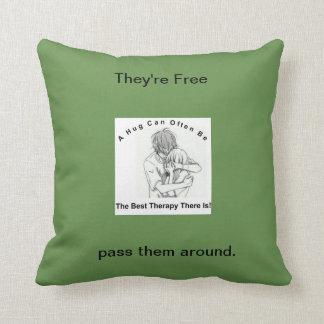Healing Help Reminder Cushion