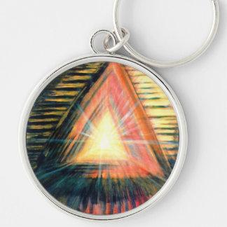 Healing Light Key Ring