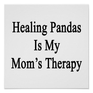 Healing Pandas Is My Mom's Therapy
