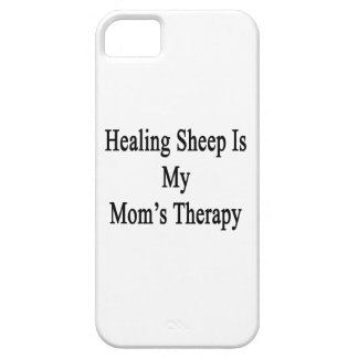 Healing Sheep Is My Mom's Therapy iPhone 5 Case
