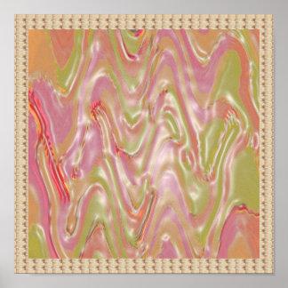 HealingSTONE Crystal Marble KOOLshades Spectrum Poster