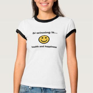 Health and Happiness Tshirt
