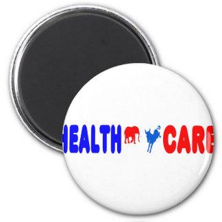 Health Care 6 Cm Round Magnet