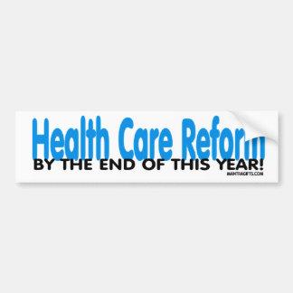 Health Care Bill Passed! Bumper Sticker