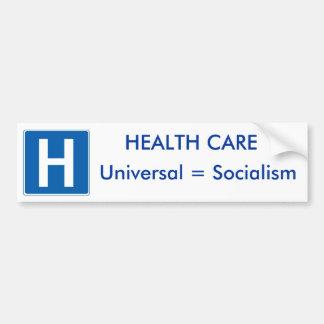 Health Care Bumper Sticker II