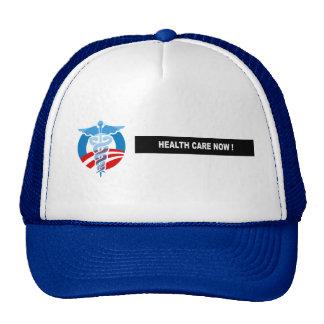 HEALTH CARE NOW TRUCKER HAT
