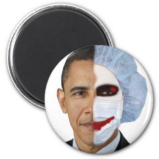 health care obama joker fridge magnet
