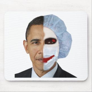 health care obama joker mouse pad