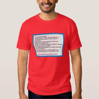 Health Care PLAN?? Tshirts