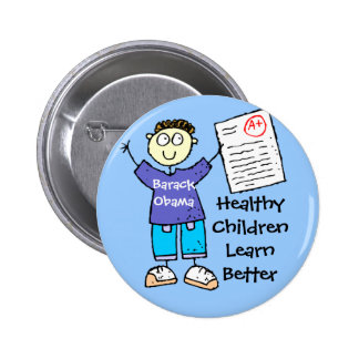 Health Care Reform support Button