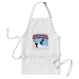 Health Care Reform What's the Hurry? Adult Apron