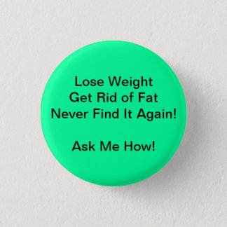 Health Coach - Weight Loss 3 Cm Round Badge