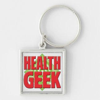 Health Geek v2 Keychains