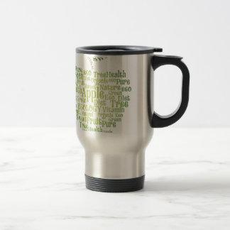 Health Green Eco Friendly Stainless Steel Travel Mug