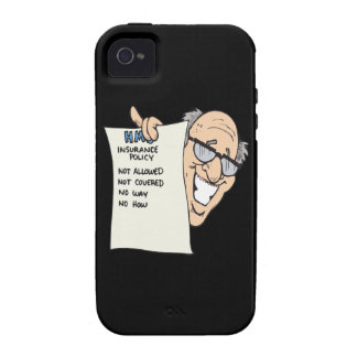 Health Insurance iPhone 4 Cases