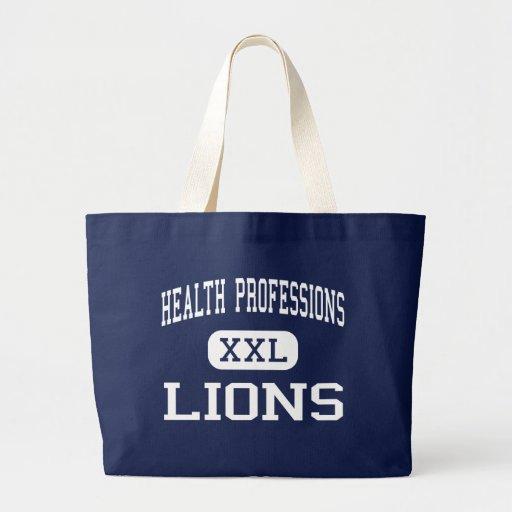Health Professions - Lions - High - Dallas Texas Tote Bag