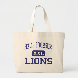 Health Professions - Lions - High - Dallas Texas Tote Bags