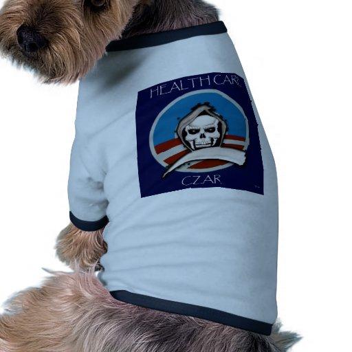 Healthcare Czar Dog Clothes