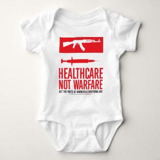 Healthcare NOT Warfare Tee Shirts