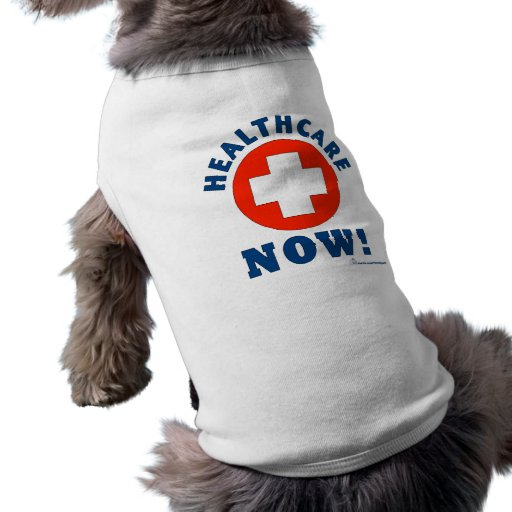 Healthcare Now! Dog Clothing